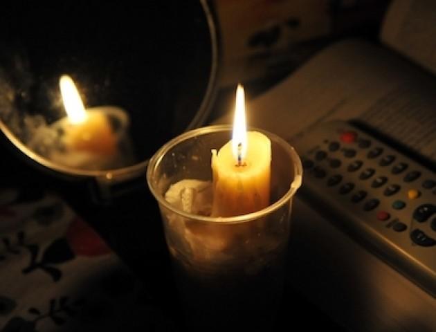 Графік відключення світла у Луцьку на 8 серпня