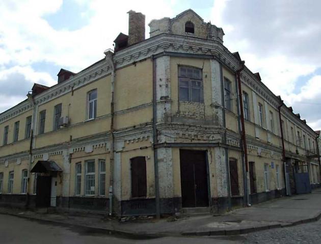 Пам'ятку архітектуру у Старому Луцьку передали у власність громади
