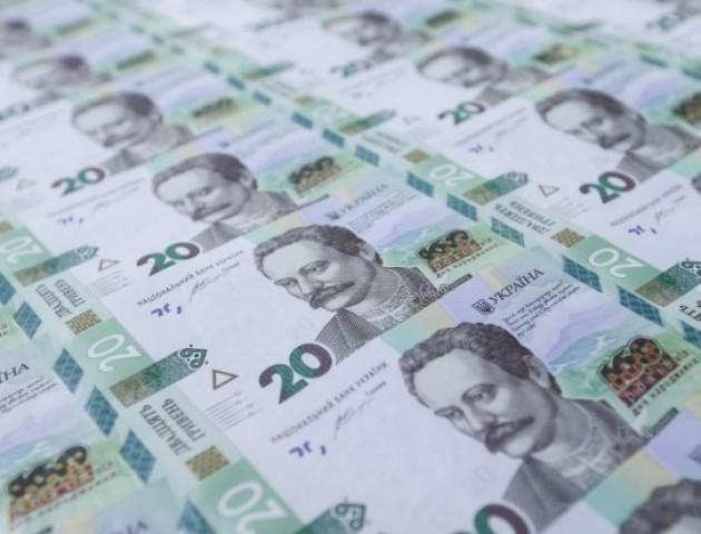 За перший місяць 2018 року волиняни сплатили до бюджету майже 232 мільйона податків