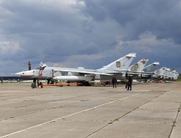 Стало відомо, коли у Луцьку зустрічатимуть севастопольську бригаду авіаторів