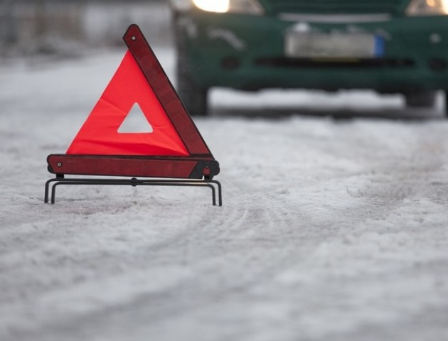 У Луцьку автомобіль збив жінку