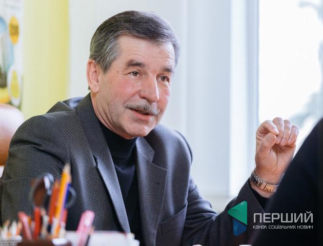 Людина Часу: «Посада головного архітектора - це «ходіння по лезу бритви», - Георгій Шевчук