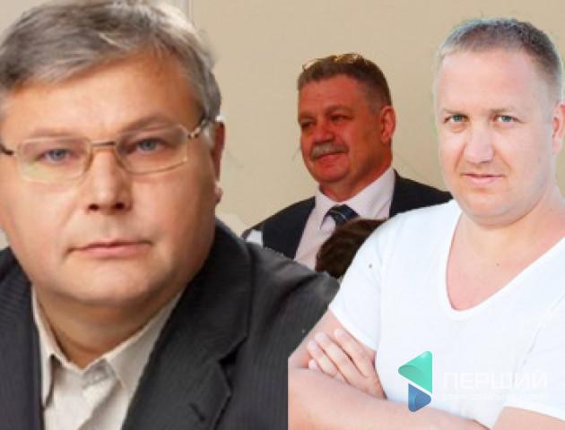Топ-менеджер «Нафтогазу», віце-мер та чиновник з водоканалу: ким були радники голови Волинської ОДА