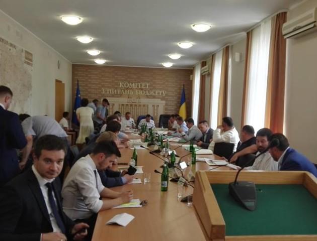 Верховна Рада планує виділити більше 80 мільйонів гривень на проекти Волині