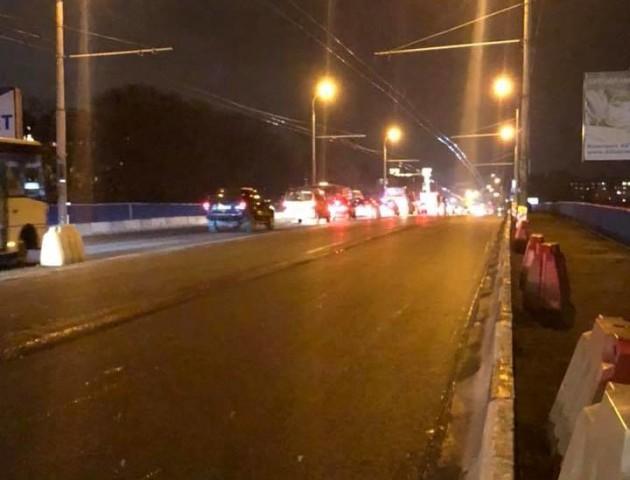 Завершили ремонт мосту на вулиці Ковельській у Луцьку