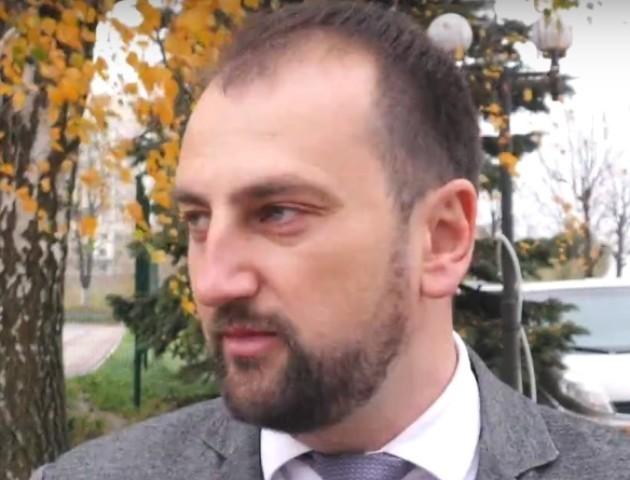 «Дещо буде мінятися» - новий голова Луцької РДА Яковлев про «кадрові чистки». ВІДЕО