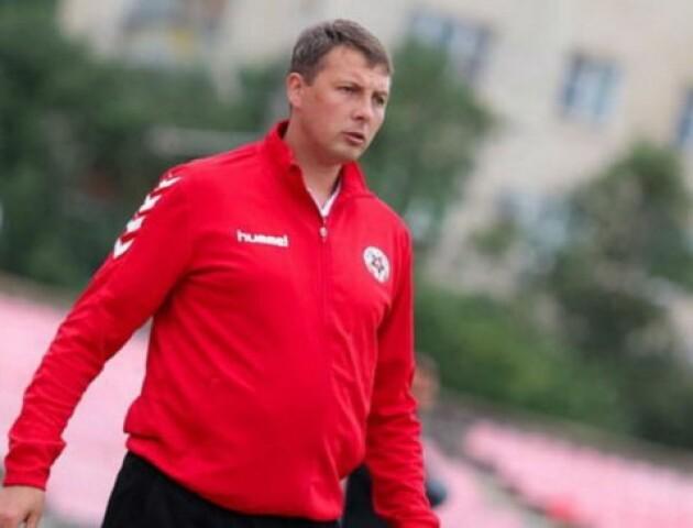Головний тренер ФК «Волинь» одужав від COVID-19