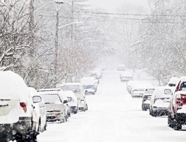 Луцьк засипатиме снігом: погода на 17 грудня