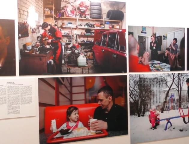 У Луцьку – виставка історій ув'язнених. ВІДЕО