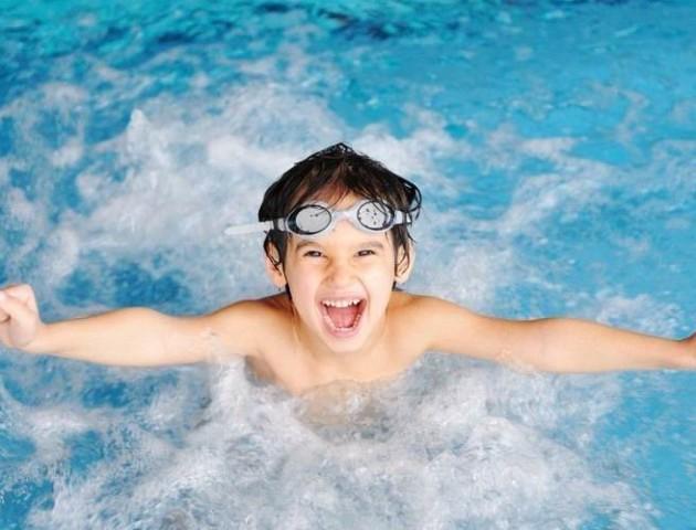 Розповіли, чому не працює басейн при дитячій поліклініці у Луцьку