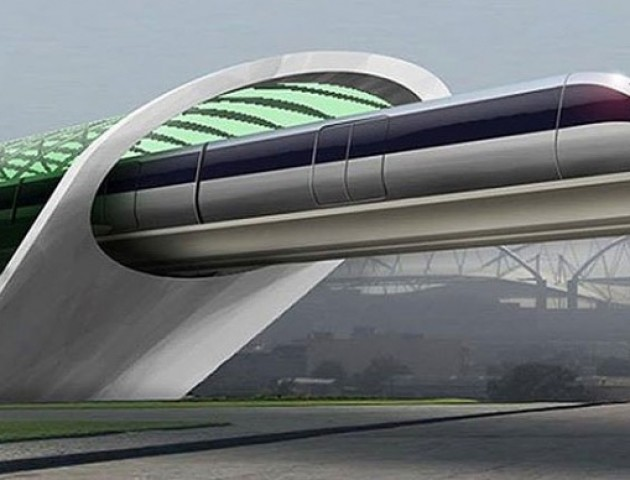 Ілон Маск буде бурити тунель під Вашингтоном для Hyperloop