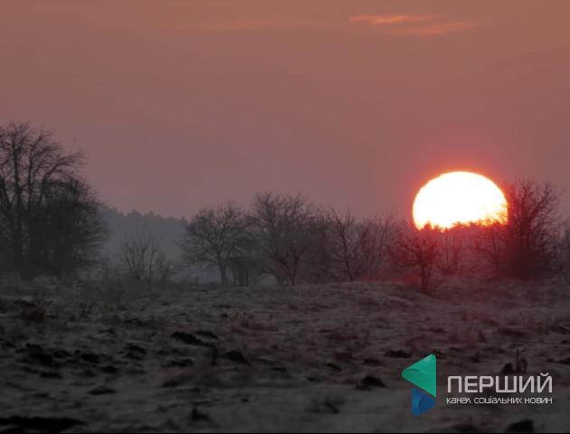 Волинянин упродовж чотирьох місяців знімав заворожуючі кадри приходу зими. ВІДЕО