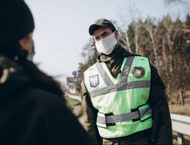 У Луцьку поліція склала 58 протоколів за порушення правил карантину