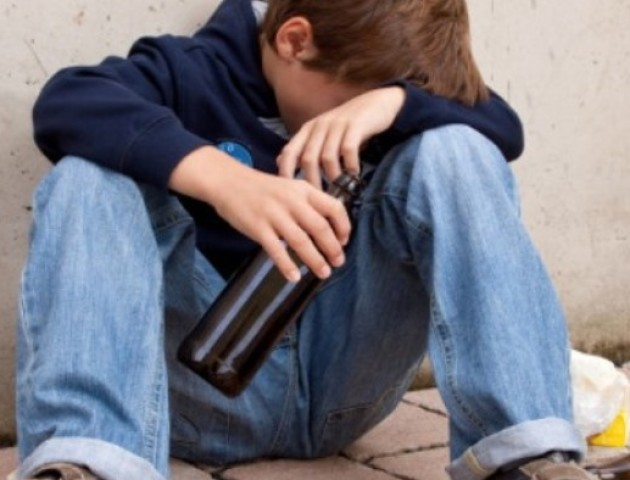 Волинянка обійдеться штрафом за те, що її 7-річний син через алкоголь втрапив до лікарні
