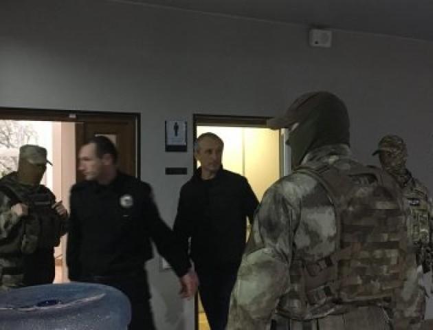 Луцький суд заарештував на 60 днів затриманого раніше кримінального авторитета
