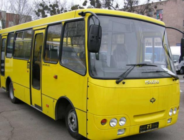 У Луцьку просять додатковий автобусний рейс на Володимирську