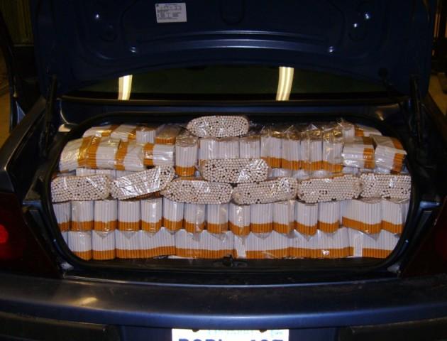 ТОП найцікавіших схованок контрабандних сигарет від прикордонників. ВІДЕО
