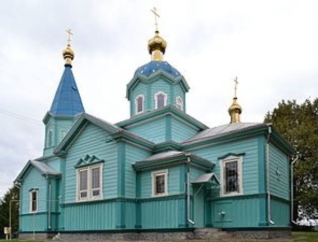 Село на Горохівщині разом зі священиком перейшло в ПЦУ