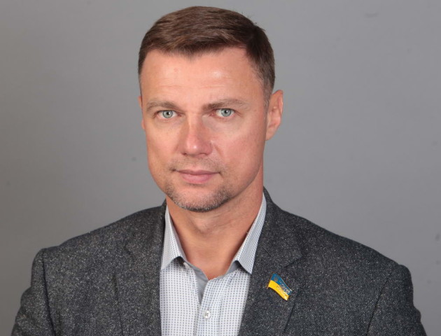 У Луцьку здійснить прийом громадян народний депутат України Віталій Купрій