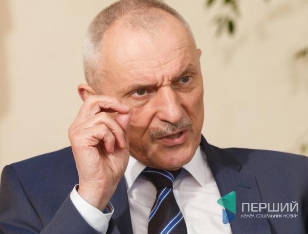 Губернатор Волині Олександр Савченко знову невдоволений роботою підлеглих