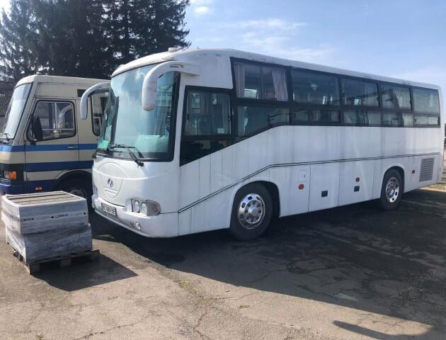 Горохівські чиновники не віддають Луцькій райраді автобус, який їй належить