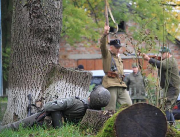 На Волині знову «битиметься» рій УПА проти НКВС і нацистських формувань