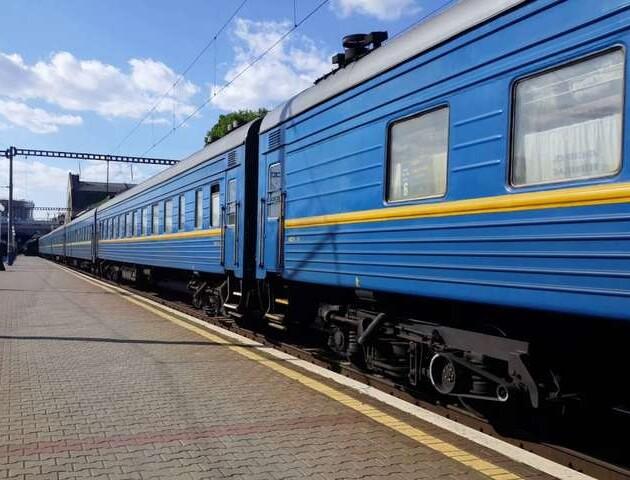 На Волині декілька днів не курсуватиме потяг Ковель–Львів