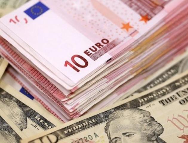 Курс валют у пунктах обміну Луцька на 21 грудня