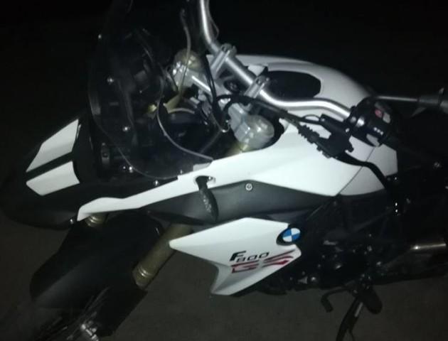 У Ковелі затримали п'яного водія за кермом краденого мотоцикла. ФОТО