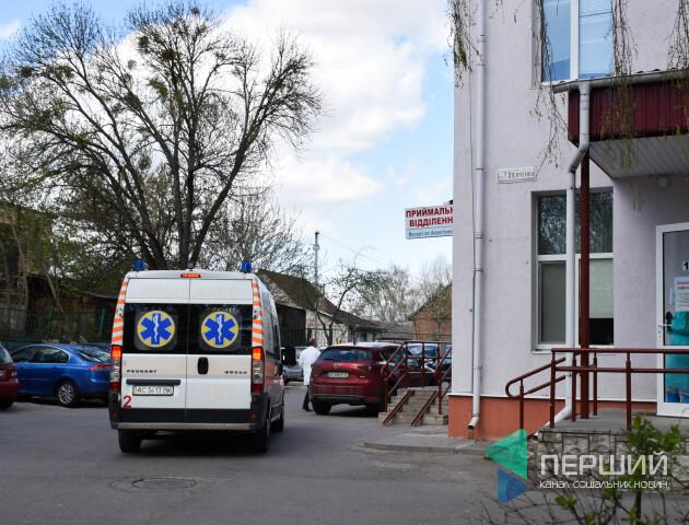 На Волині 42 нових випадки COVID-19 за добу. В Україні – понад 800
