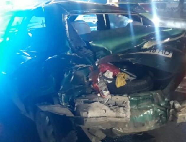 Подвійна автотроща у Луцьку, в якій постраждала дитина. Усе, що відомо на цей час про резонансну ДТП