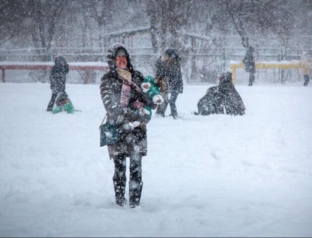 Волинян попереджають про різке погіршення погоди: рівень небезпеки – жовтий