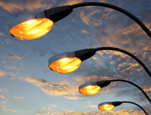 Лучани скаржаться на погане освітлення вулиць