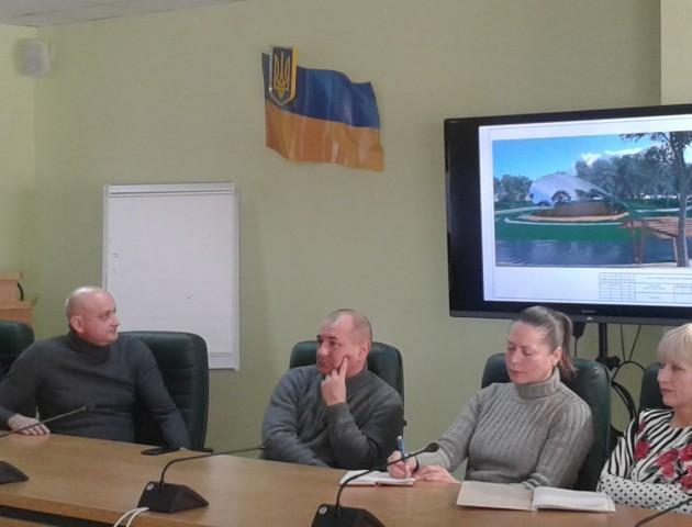 Показали, яким може бути парк 900-річчя Луцька після реконструкції