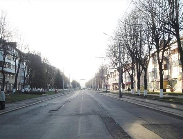 Нові асфальт, дерева, ліхтарі: буде ремонт центрального проспекту Луцька