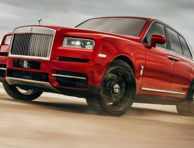 Rolls-Royce встановив рекорд продажів в Україні. Середня ціна за автівку - понад 500 000 доларів