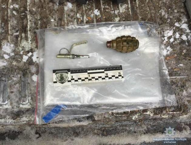 Двох волинян судитимуть за зберігання гранат