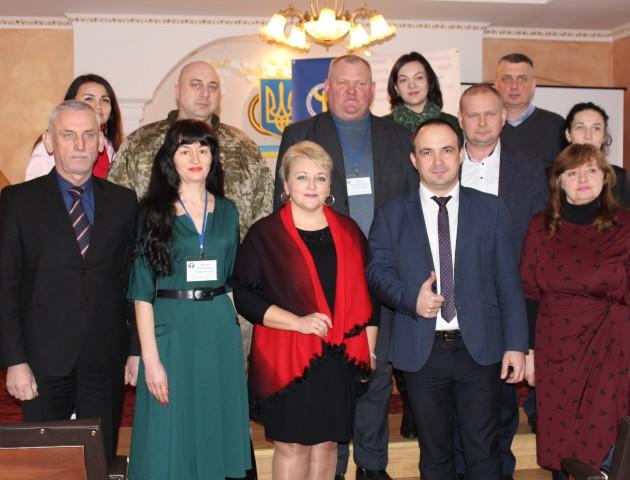У Колківській ОТГ презентували проект «Успішна громада». ФОТО