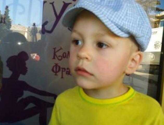 Знайшли маленького хлопчика, якого розшукували в Луцьку
