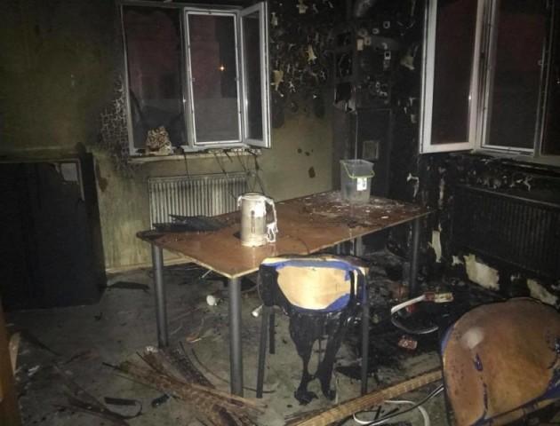 У поліції Рівного прокоментували підпал офісу інтернет-видання «Четверта влада»