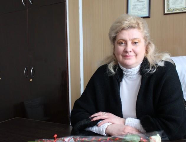 В Іваничівській райлікарні - нова головна лікарка