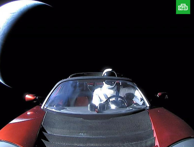Автомобіль Ілона Маска отримав офіційний статус