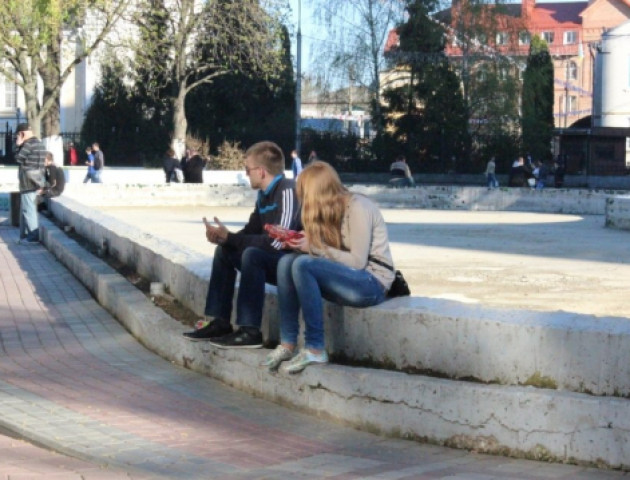 Луцький «фонтан Кривицького» нарешті відремонтують?