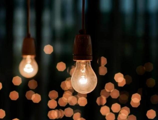 Графік відключення світла на Волині на 9 серпня