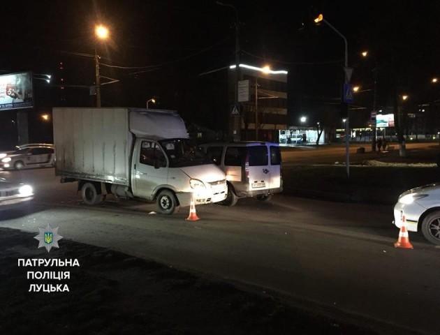 У Луцьку патрульні затримали нетверезого водія, який влаштував ДТП