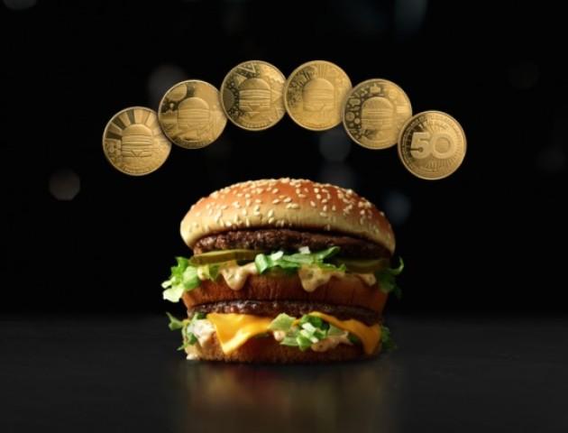 Mcdonald's випускає власну валюту