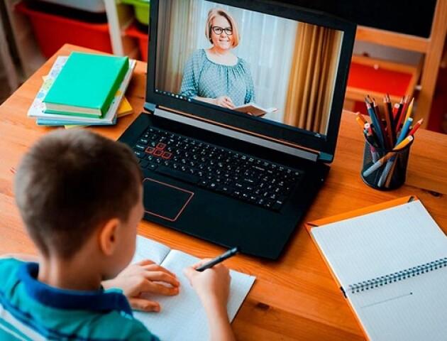 У Володимирі-Волинському школа переходить на дистанційне навчання, бо захворіло багато вчителів