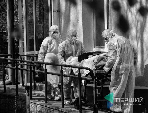COVID у цифрах: в Україні 343 захворювання за добу, на Волині - 16