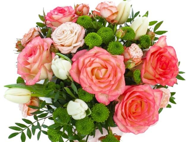 Букет квітів у подарунок - прояв щирих почуттів