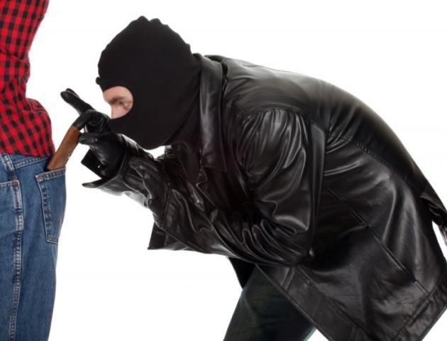 У Луцьку поліція спіймала підозрюваного в крадіжці